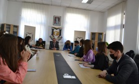 "Tutor students at ""Fehmi Agani"" University are selected"