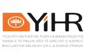 A cooperation memorandum with 'Youth initiative for Human Right' (YIHR – KS) is signed
